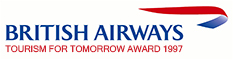 british airways tourism for tomorrow award 1997 - best lodge pacific region winner