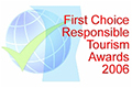 first choice responsible tourism award 2006